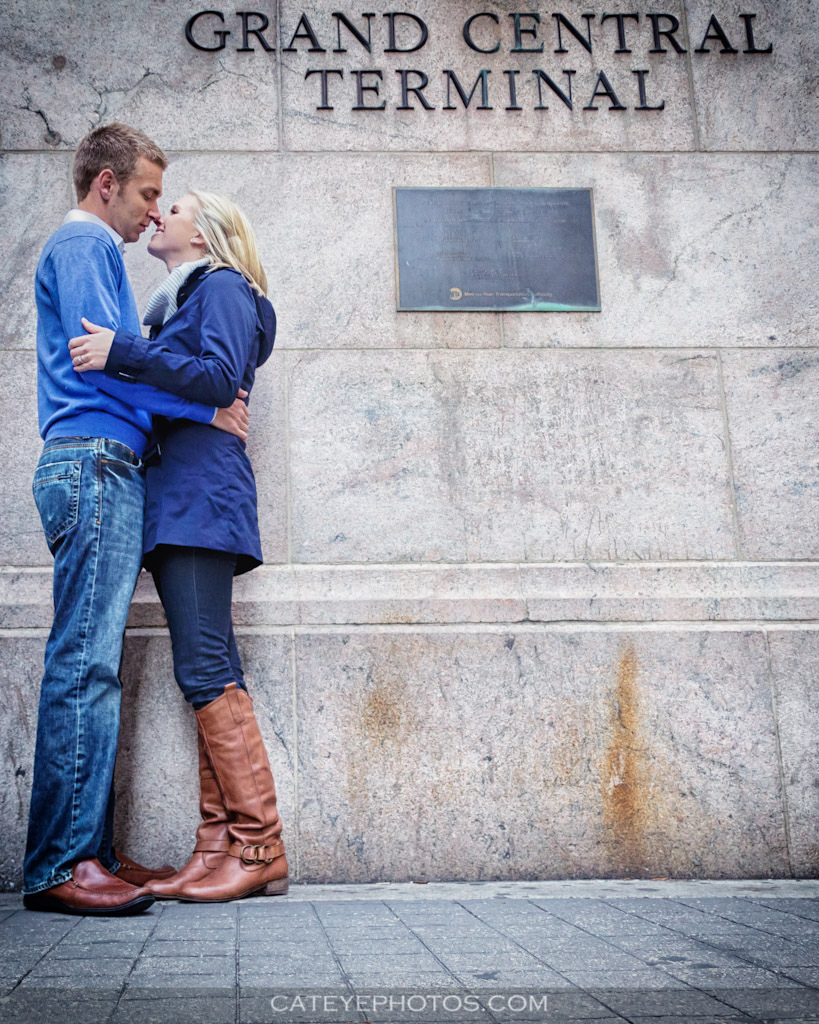 Casey + Greg E-session New York NYC-12