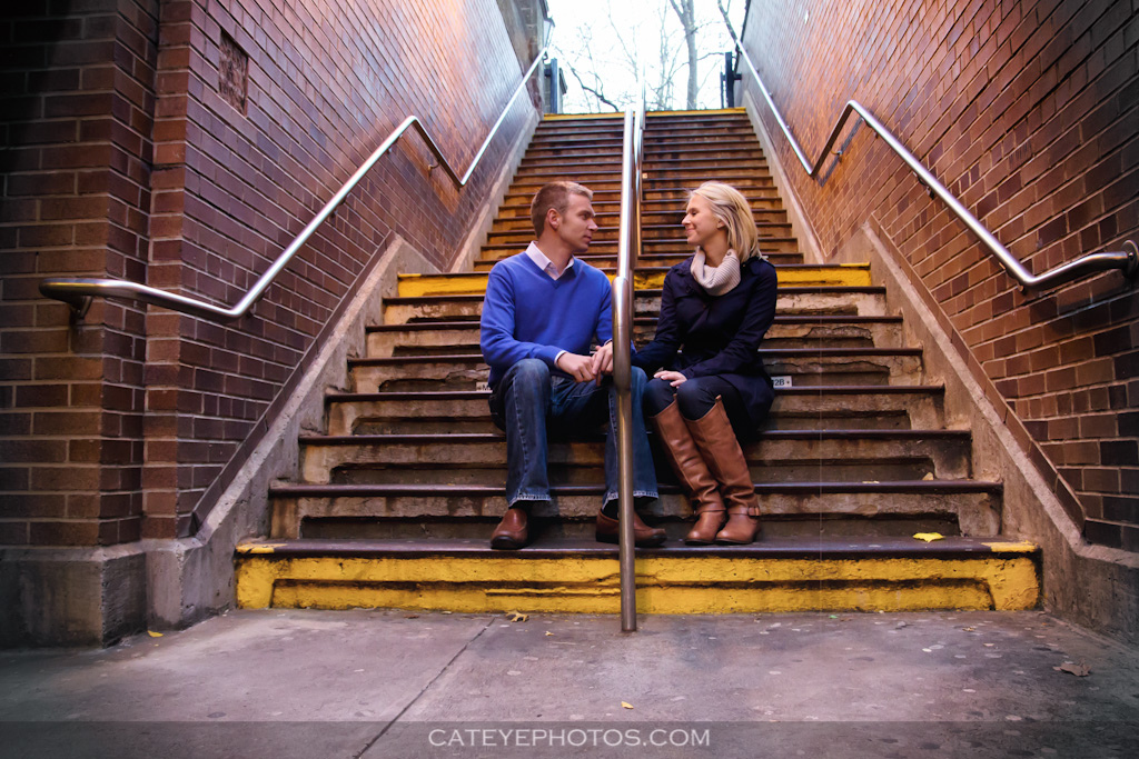 Casey + Greg E-session New York NYC-21