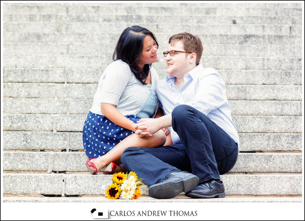 Vonny + Brandon NYC E-session,engagement photographer,brooklyn photographer