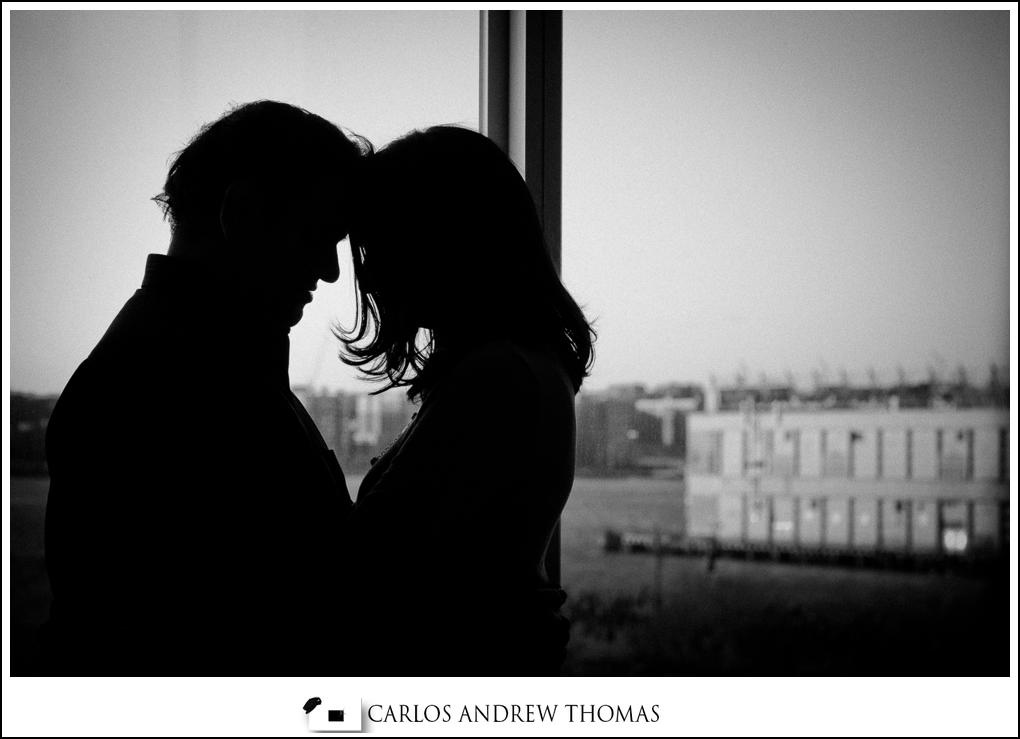 couple,engaged,highline, standard hotel,new york city,brooklyn photographer