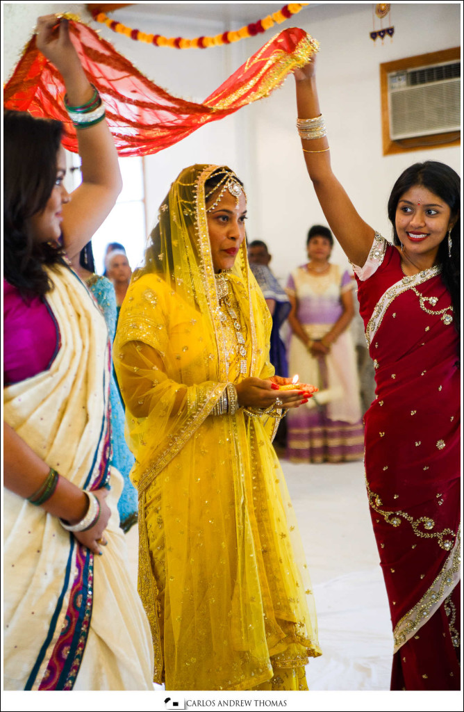 New York Hindu Wedding Ceremony|Carlos Andrew Thomas