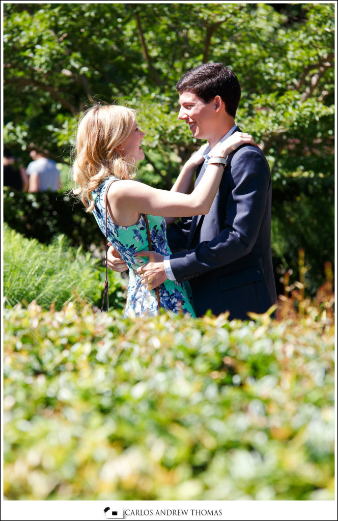 Nick + Shelby, Central Park Conservatory Garden- Engagement Session-064