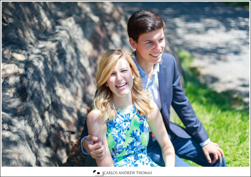 Nick + Shelby, Central Park Conservatory Garden- Engagement Session-112-3