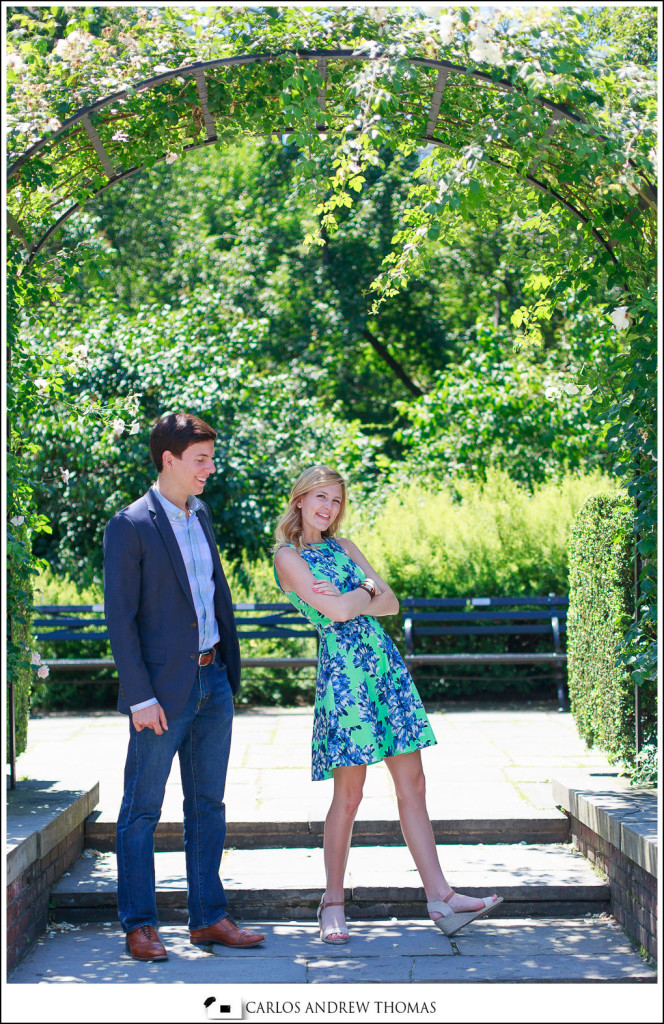 Nick + Shelby, Central Park Conservatory Garden- Engagement Session-131-3