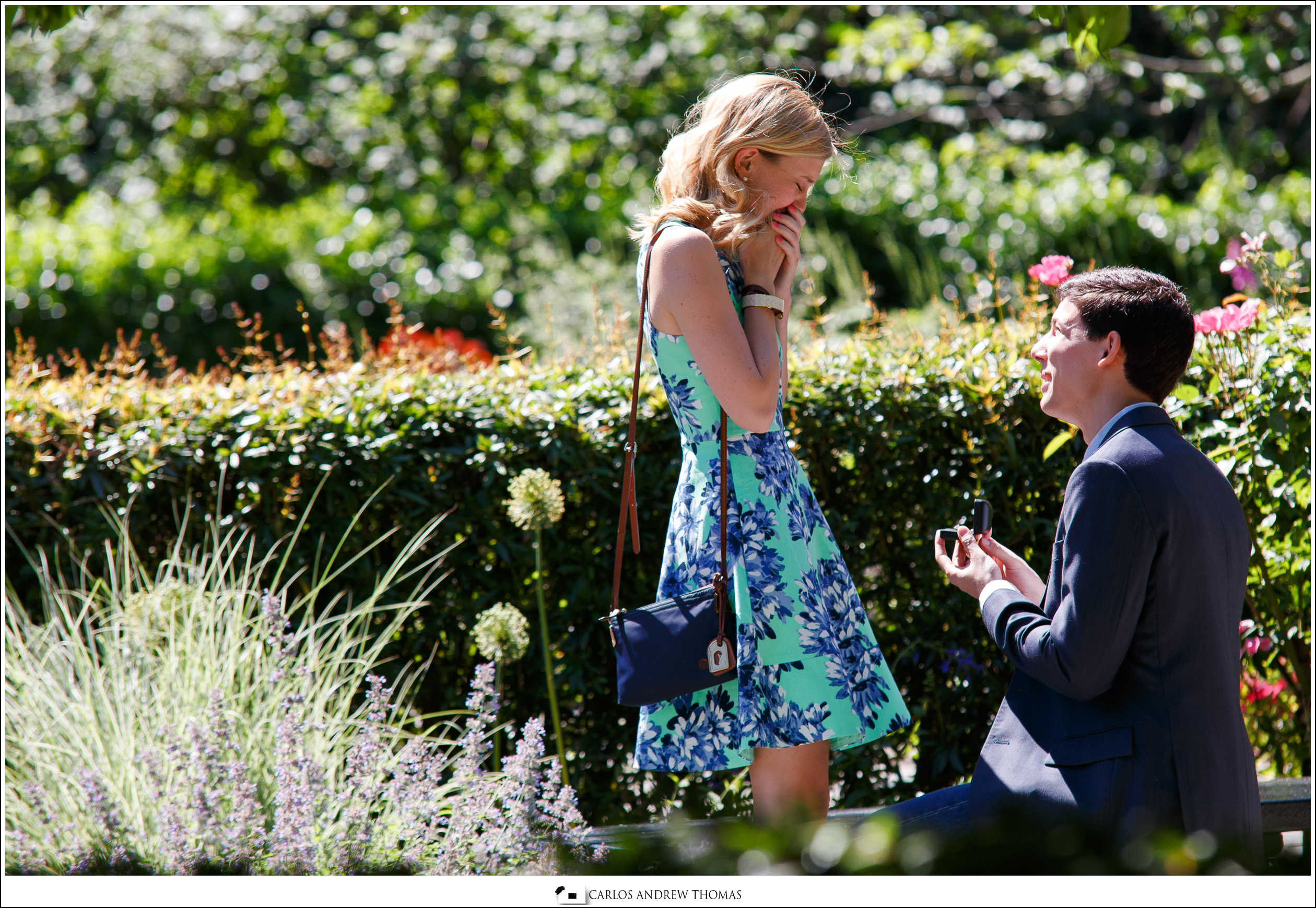 Nick + Shelby | Central Park Proposal and Engagement Session Pho