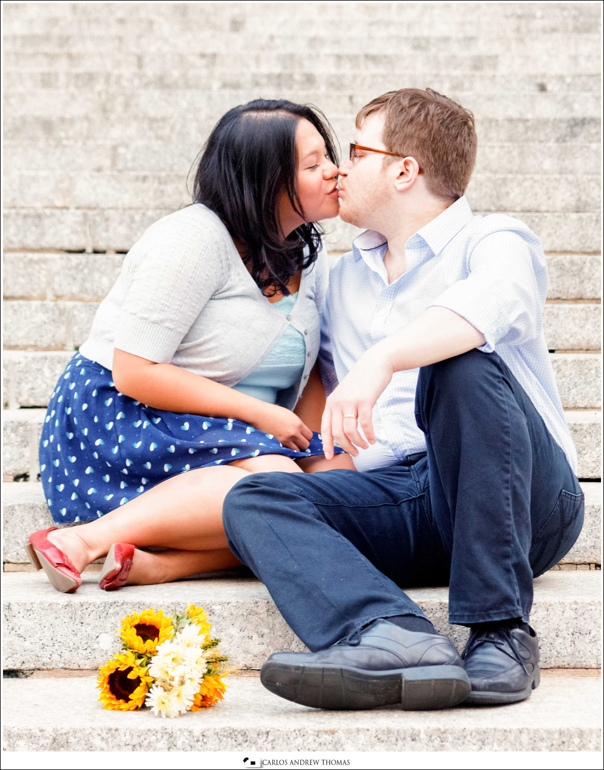 Vonny + Brandon NYC E-session